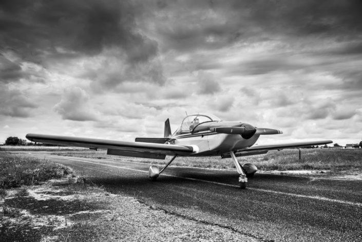 Portrait Continental passion avion Montauban