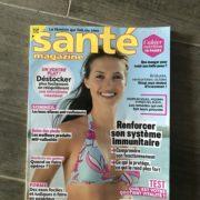 Couverture de Santé Magazine septembre 2020