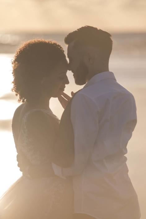 Photo mariage plage Valérie Jaubert Photographe Montauban 2020